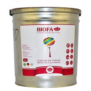 Цветное масло для внутренних работ