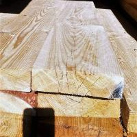 Обрезная доска лиственница 40х200