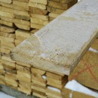 Обрезная доска 25х150 камерной сушки