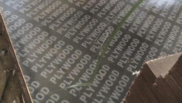 Ламинированная фанера 1500х3000 6 мм