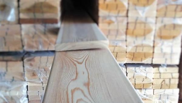 Планкен прямой лиственница